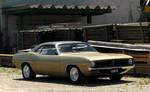 1970 Barracuda V