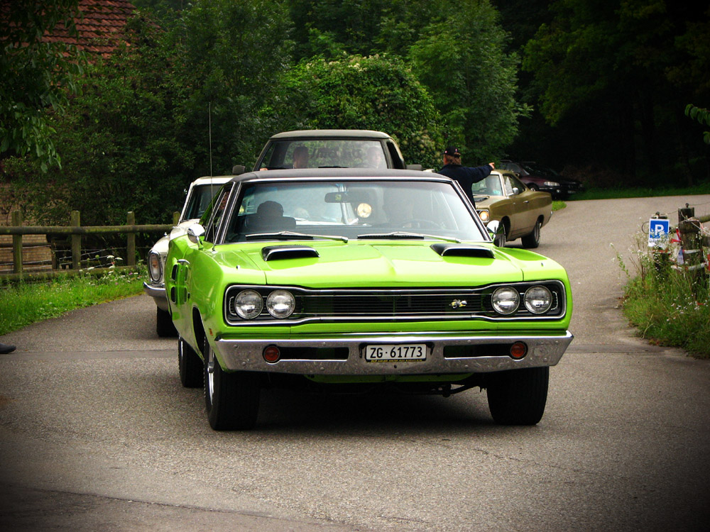 green muscle car by AmericanMuscle on DeviantArt