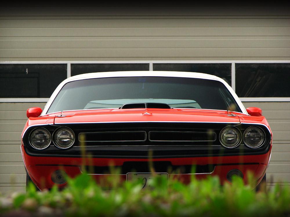 Dodge Challenger 1971 Wallpaper 1971 Dodge Challenger Hemi Vii