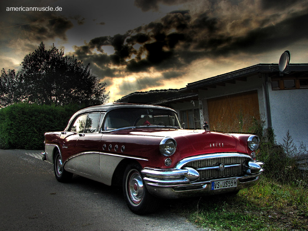 55 Buick Century By Americanmuscle On Deviantart