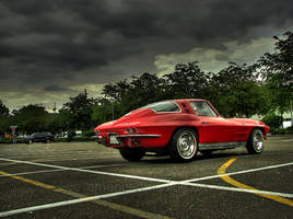 c2 sting ray by AmericanMuscle