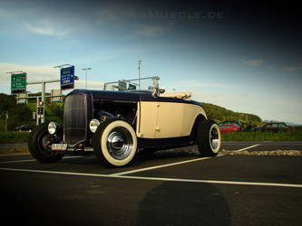 old roadster I by AmericanMuscle
