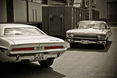 muscle and elegance by AmericanMuscle