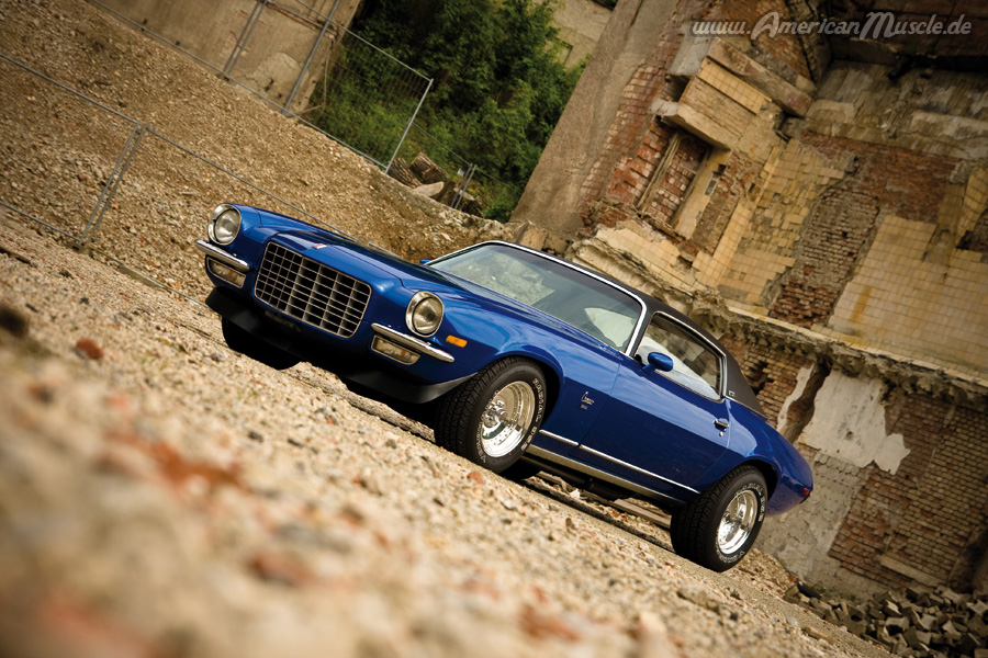 1973 Chevrolet Camaro LT by ~AmericanMuscle on deviantART