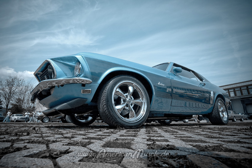 Ice Cold Mustang by AmericanMuscle