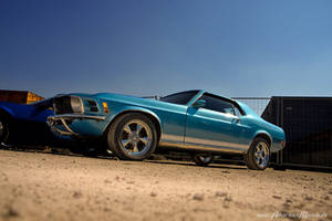 1970 Ford Mustang Coupe by AmericanMuscle