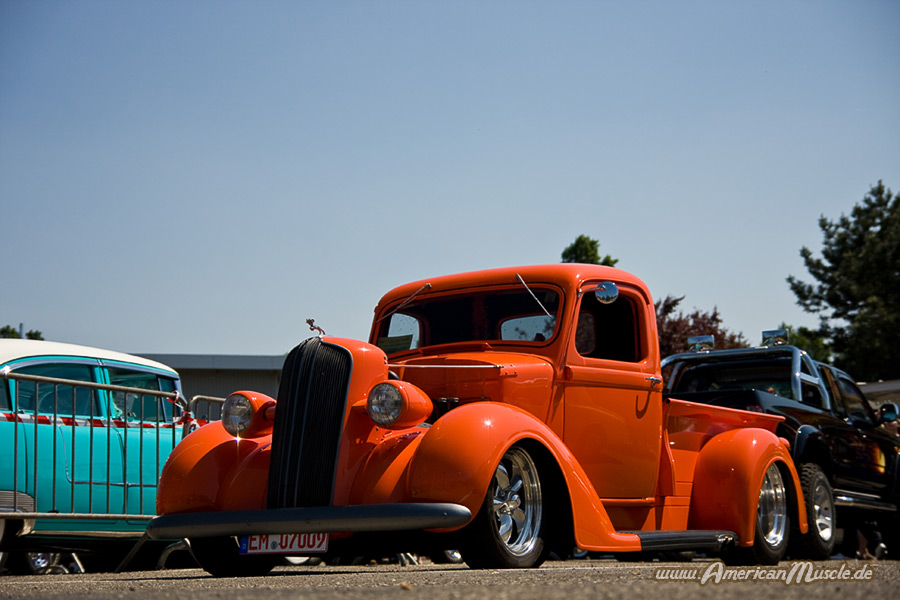 Old Custom Truck by AmericanMuscle on DeviantArt