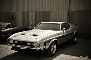 Ford Mustang Mach 1 by AmericanMuscle