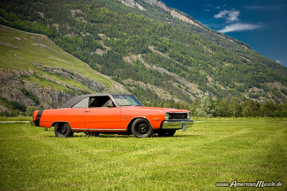 75 Dodge Dart I by AmericanMuscle on DeviantArt