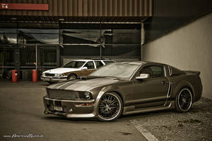 Mustang Body Kit by AmericanMuscle