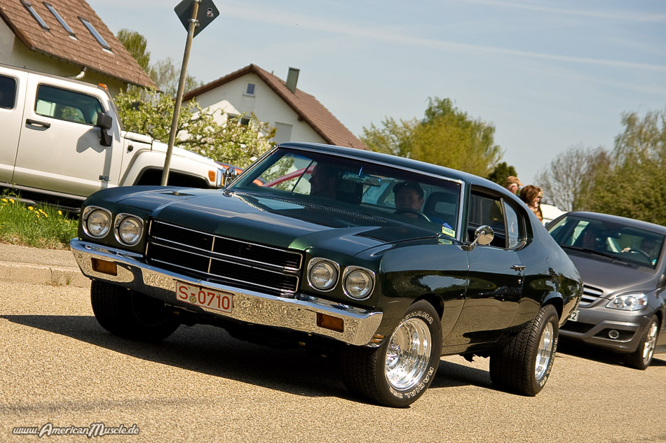 GreenChevelle by AmericanMuscle