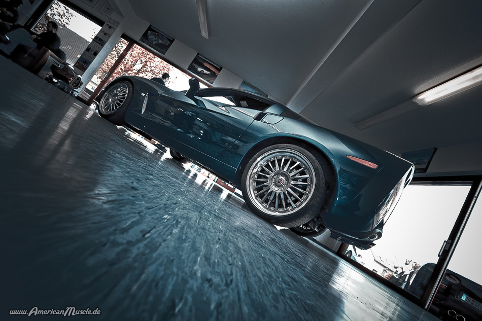 Corvette..C6 by AmericanMuscle