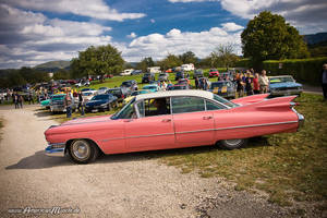 PinkCadillac by AmericanMuscle