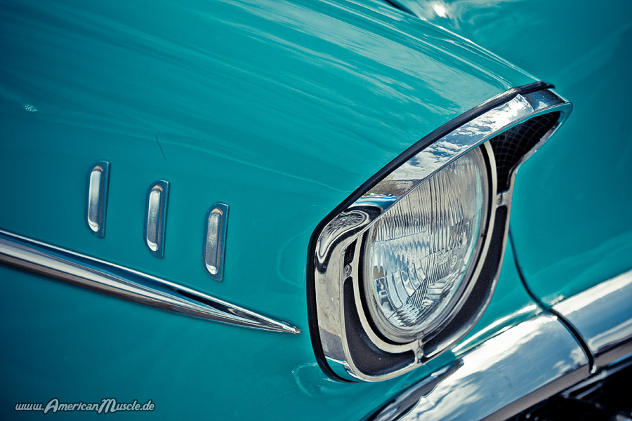 57 Mint Bel Air by AmericanMuscle