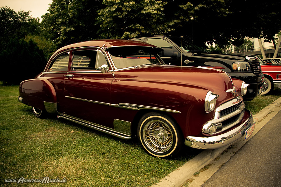 early 50s Chevy by AmericanMuscle