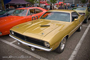1970 Cuda by AmericanMuscle