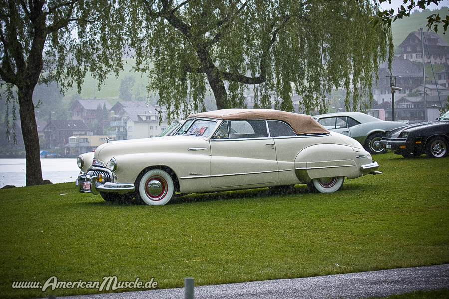 old buick convertible by AmericanMuscle on DeviantArt