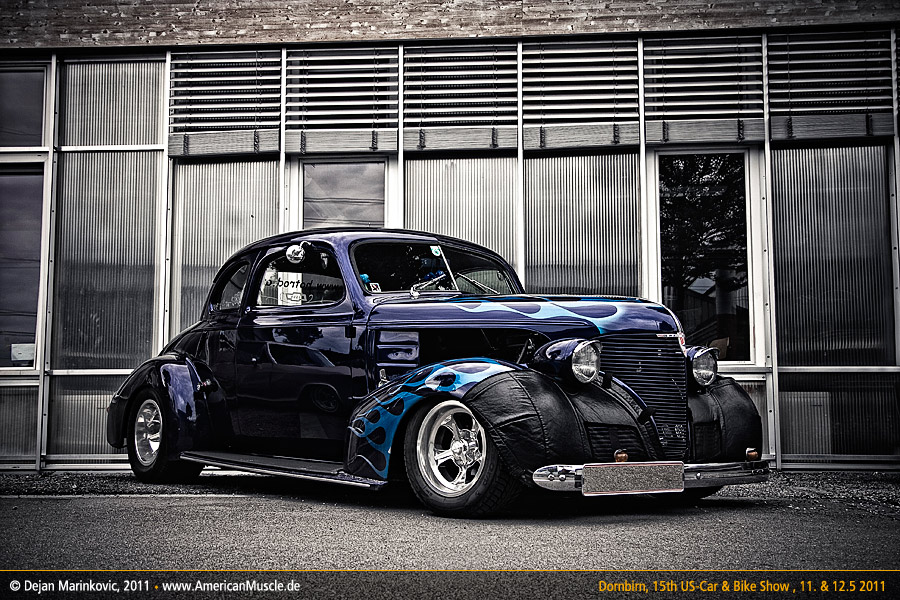 1939 Chevy Hot Rod