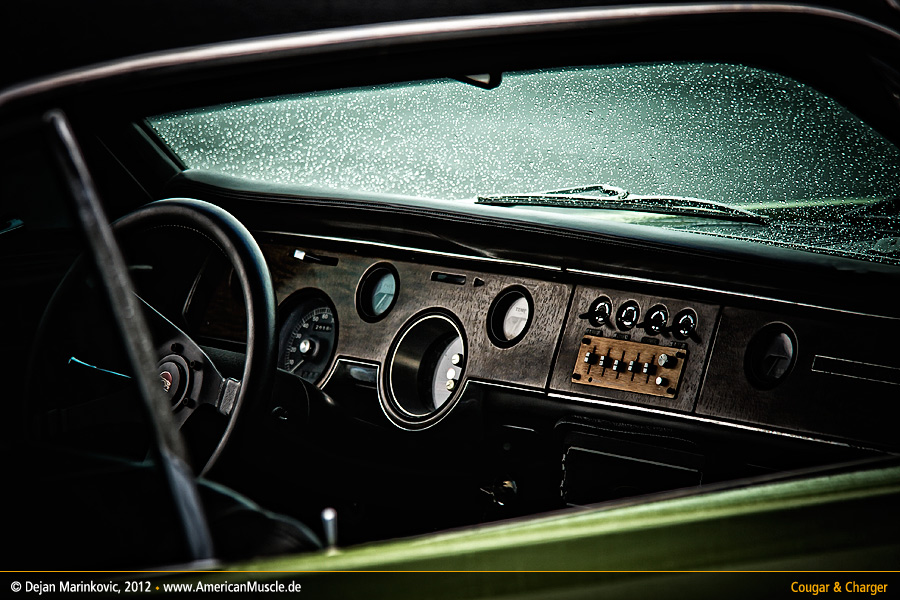 1968 Mercury Cougar II by AmericanMuscle