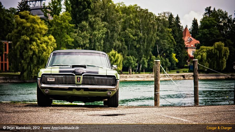 1968 Mercury Cougar III by AmericanMuscle