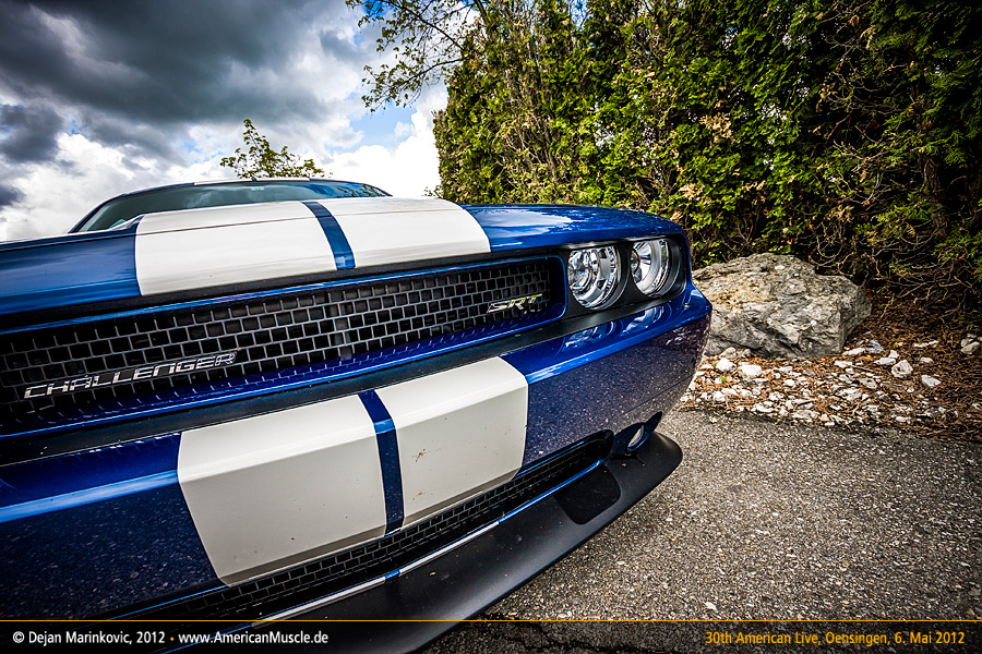 new gen challenger by AmericanMuscle