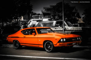 Pro-Touring Chevelle by AmericanMuscle
