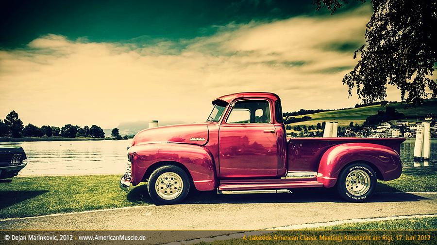 chevy trucks pink - photo #21