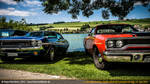 two mopar muscles