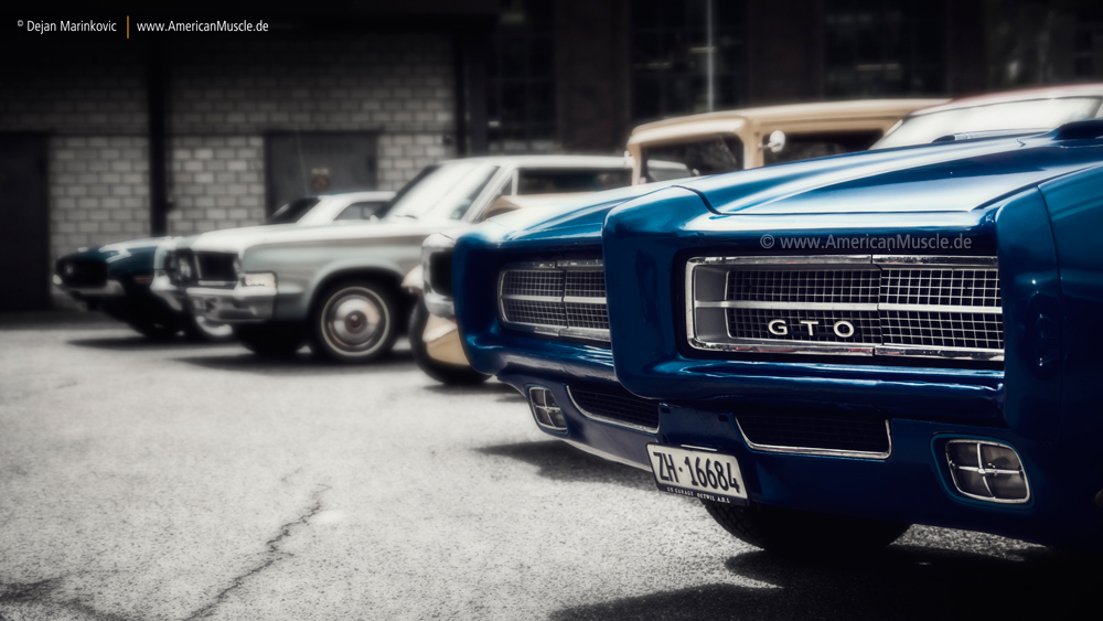 Classic Car Meet By AmericanMuscle On DeviantArt - Classic car meets near me