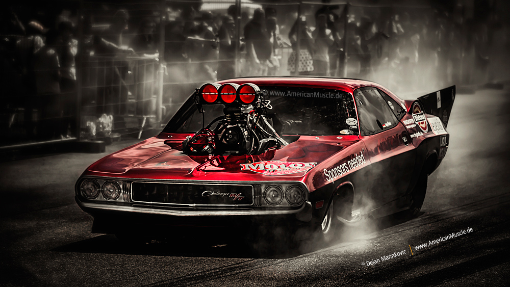 1970 Dodge Challenger R/T Dragster by AmericanMuscle