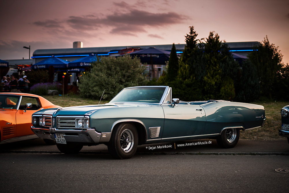 1968 buick wildcat by americanmuscle on deviantart. Black Bedroom Furniture Sets. Home Design Ideas