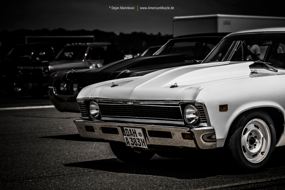 White Nova by AmericanMuscle