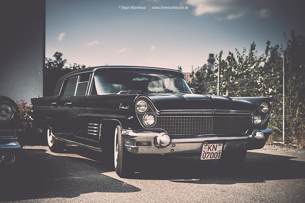 Lincoln Continental by AmericanMuscle