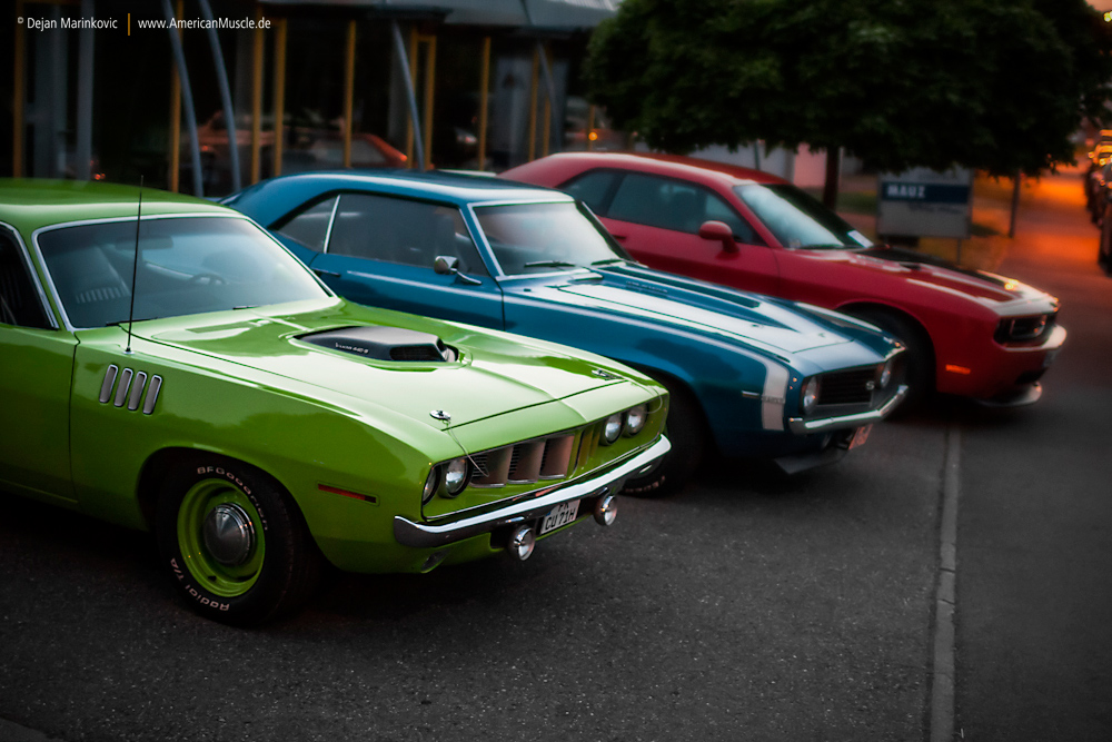 American Muscle by AmericanMuscle