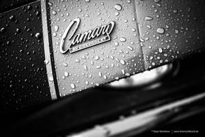 raindrops camaro by AmericanMuscle