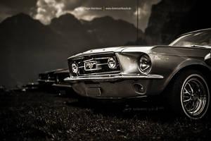Mustang Lane by AmericanMuscle