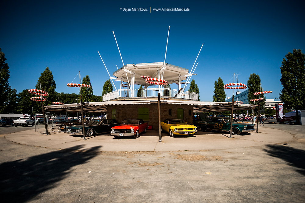 good place for a car show.. by AmericanMuscle