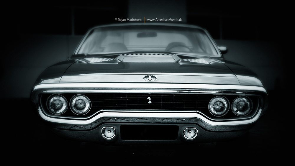 1971 Plymouth Road Runner by AmericanMuscle