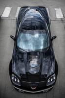 Corvette C6 ZR1 by AmericanMuscle