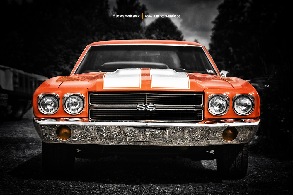 70El Camino SS by AmericanMuscle