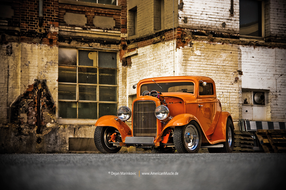 blown 32 Ford by AmericanMuscle