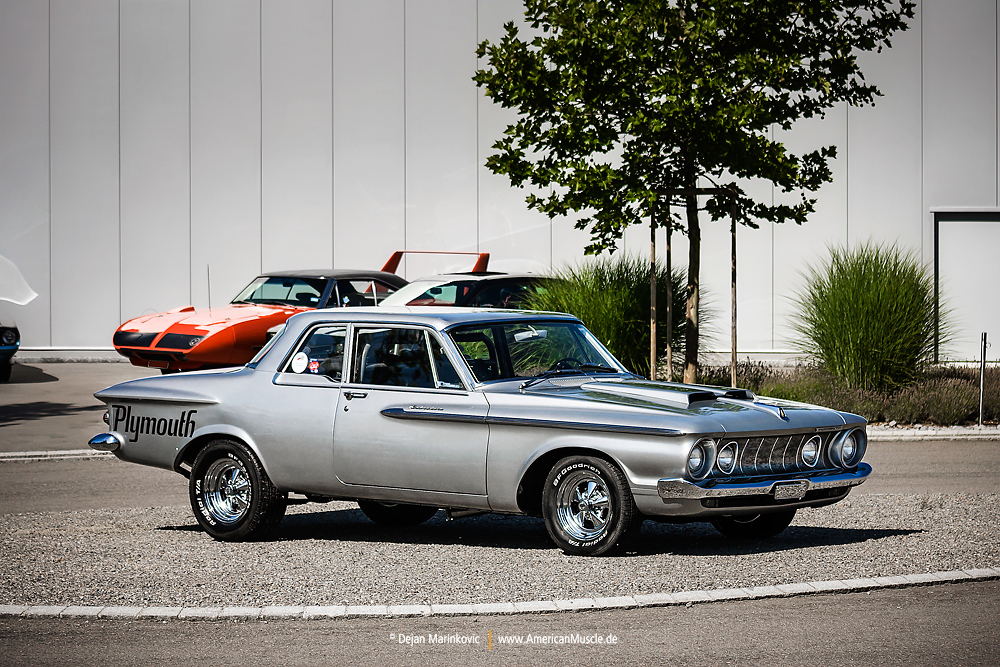 1962 Plymouth Belvedere Max Wedge by AmericanMuscle