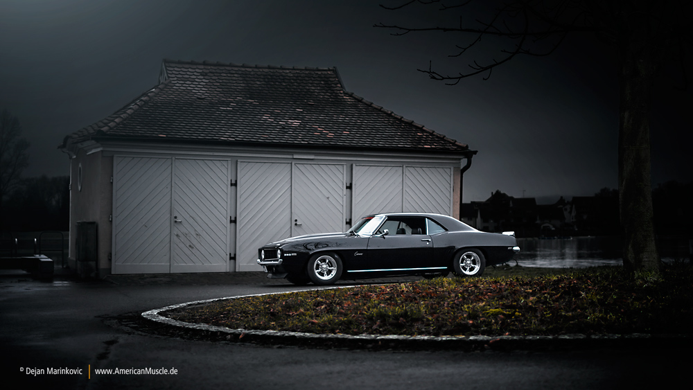 Black 69 by AmericanMuscle