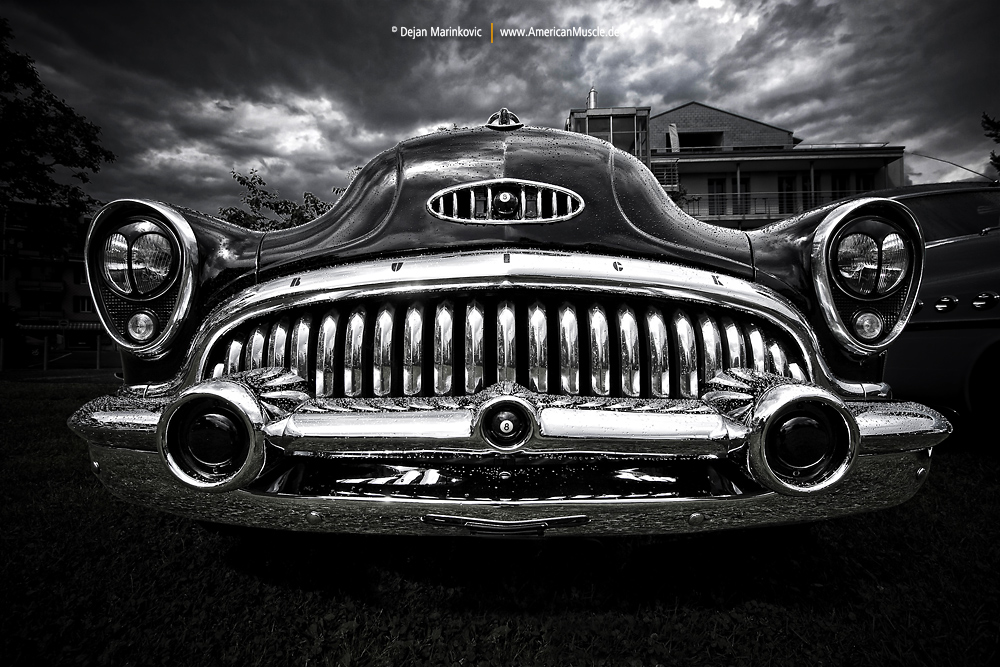 Angry Buick by AmericanMuscle