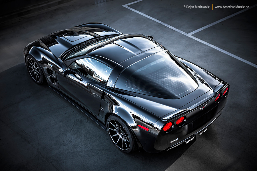 Corvette ZR1 by AmericanMuscle