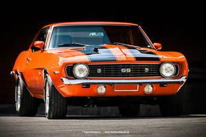 orange69camaro by AmericanMuscle
