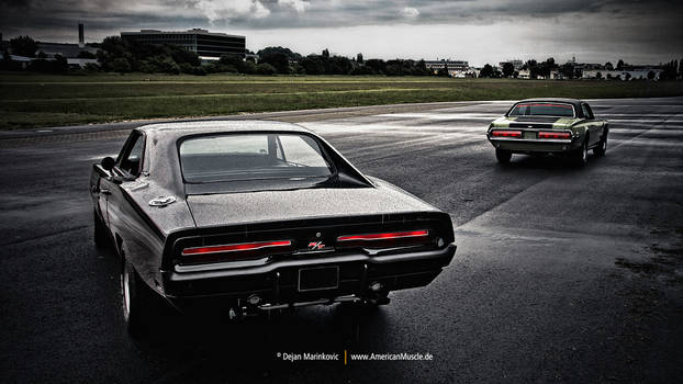 Charger + Cougar