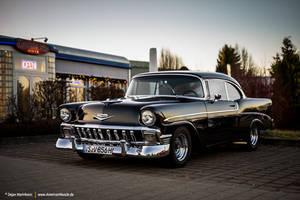 56 Bel Air by AmericanMuscle