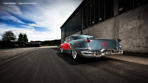 56 Oldsmobile 98