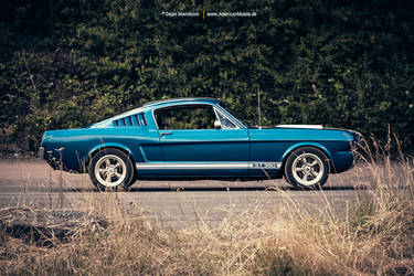G.T.350 by AmericanMuscle